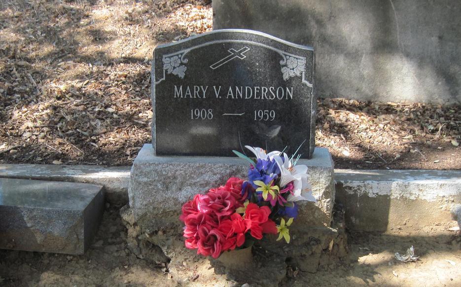 Mary Vargas Anderson