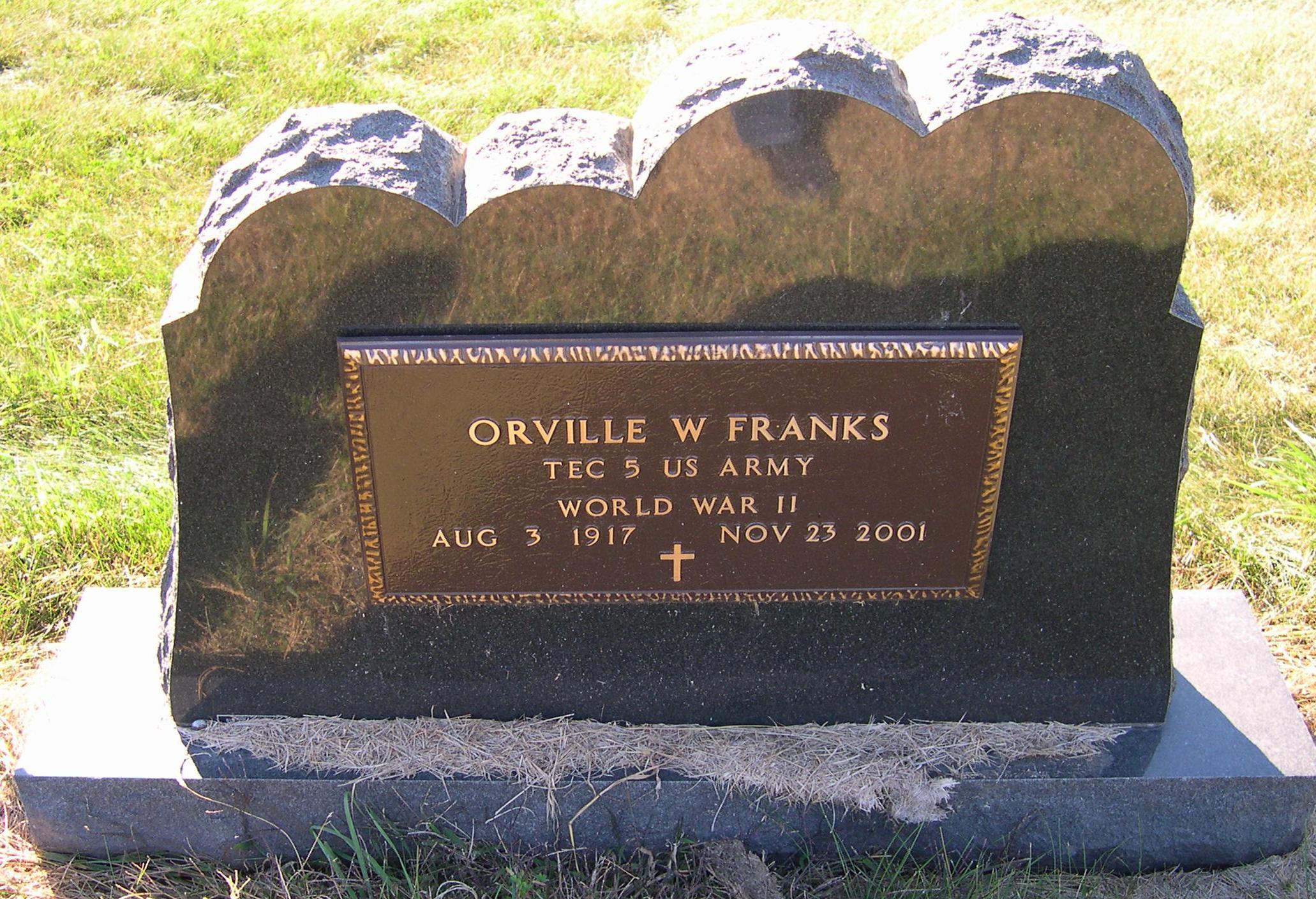 Orville William Franks