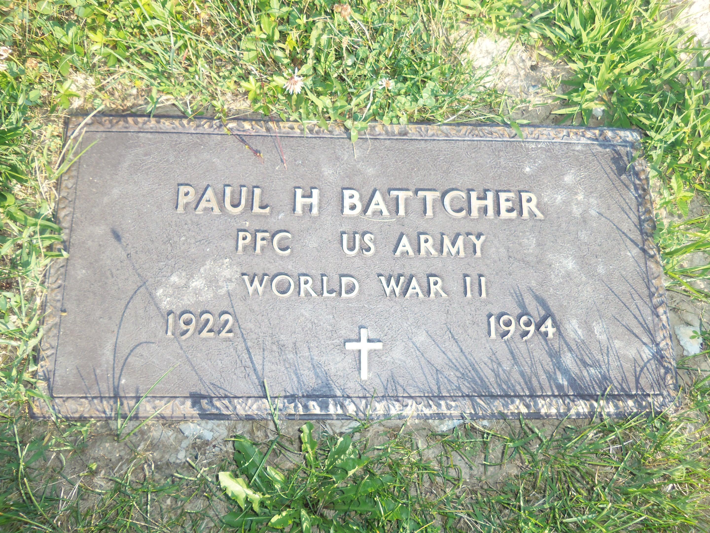 Paul Houston Battcher