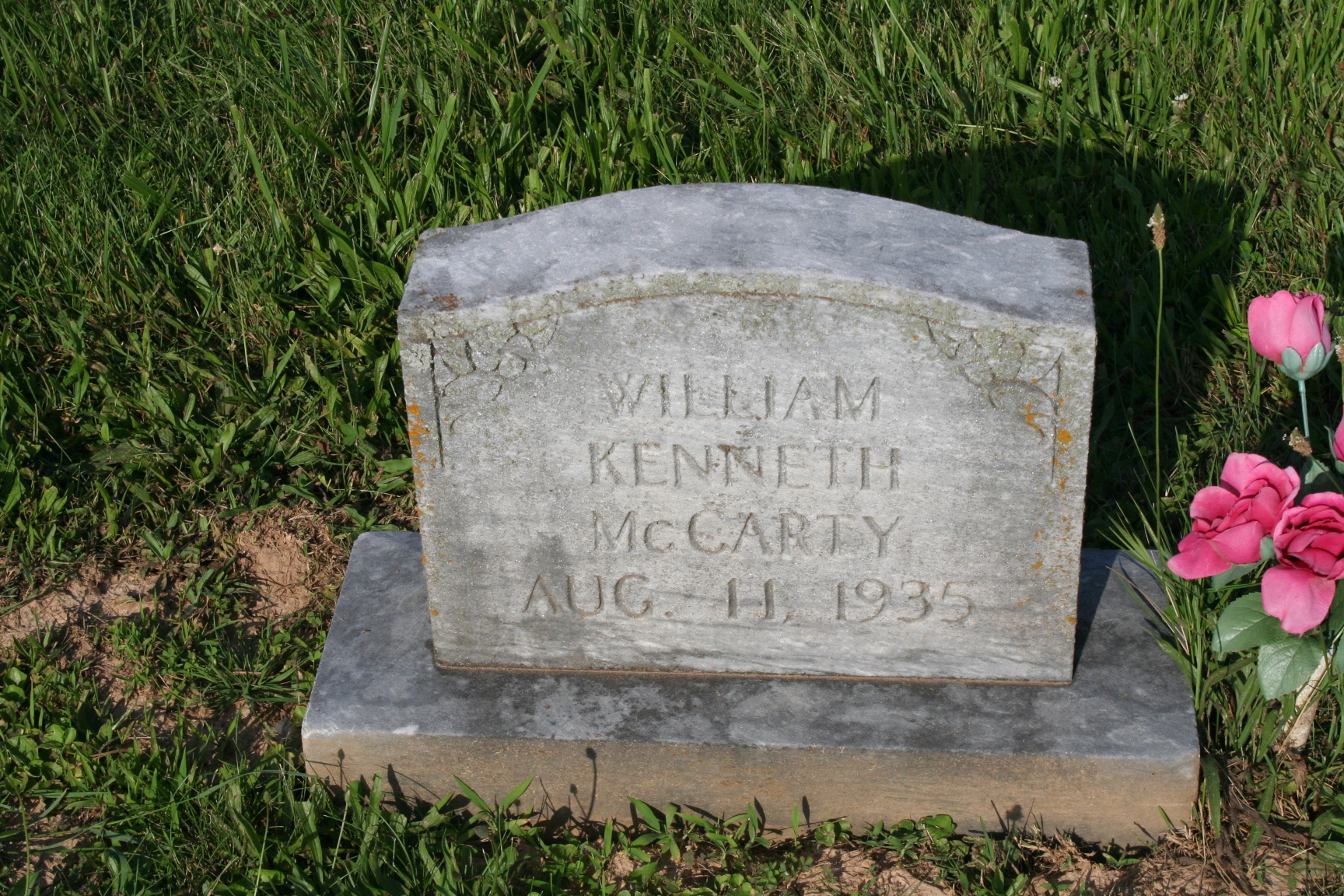William Kenneth McCarty