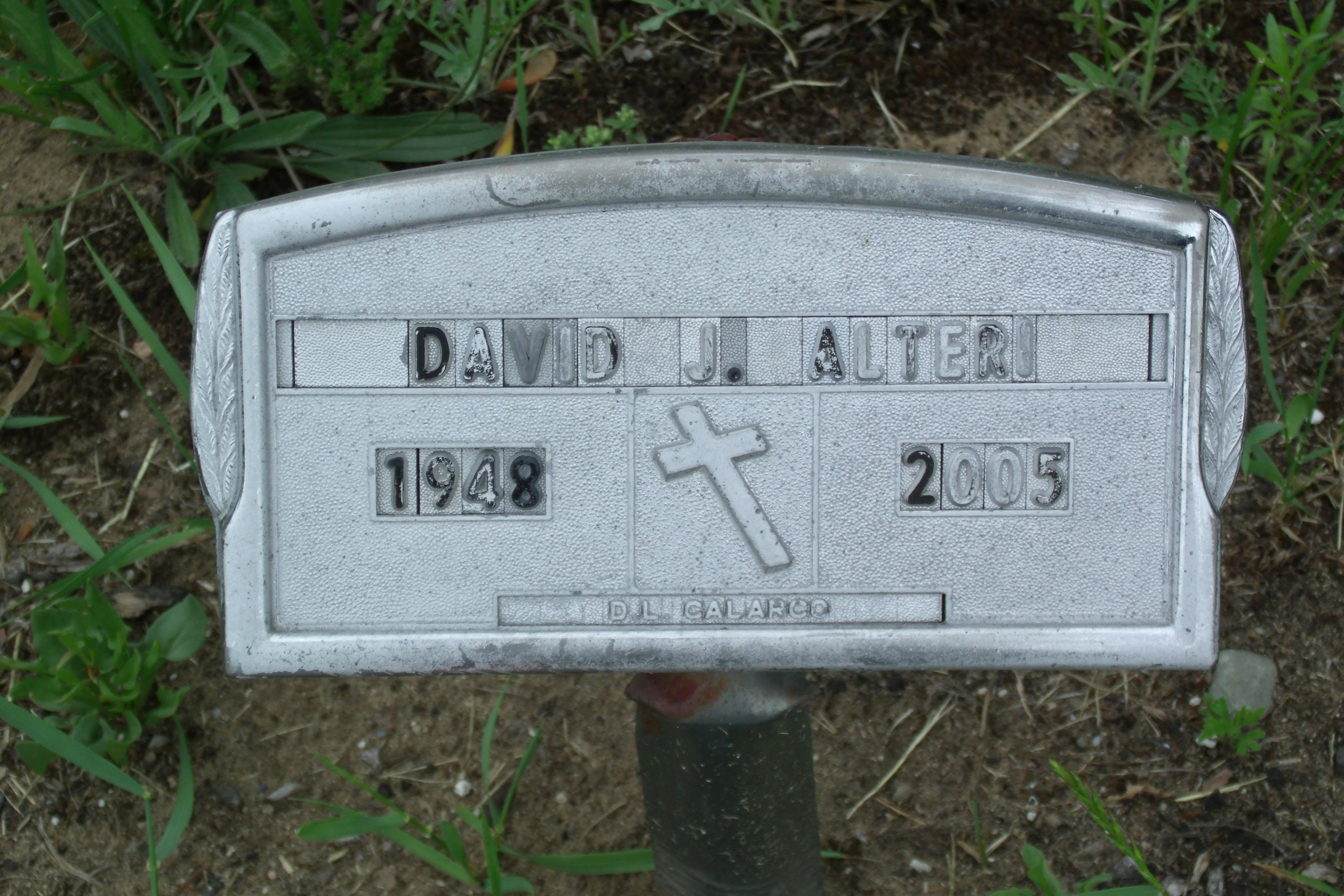 David Alteri