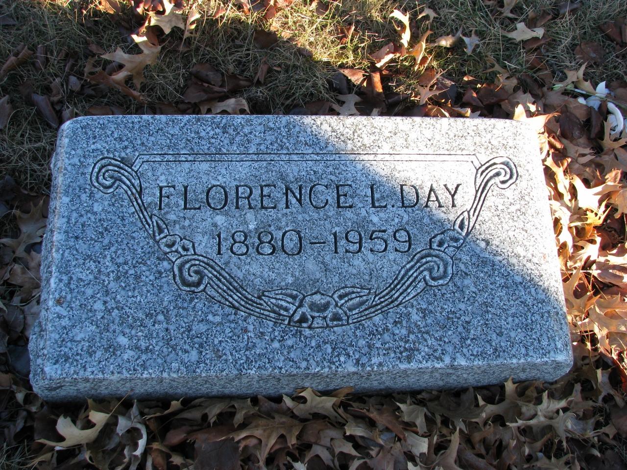 Florence Emma <i>Lingo</i> Day