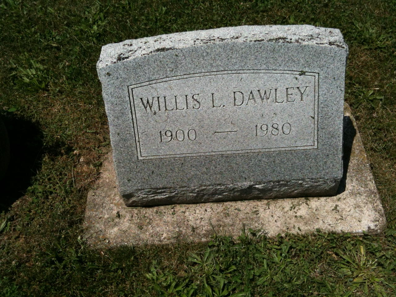 Willis Lee Dawley