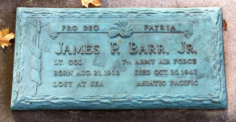 James P. Barr, Jr.