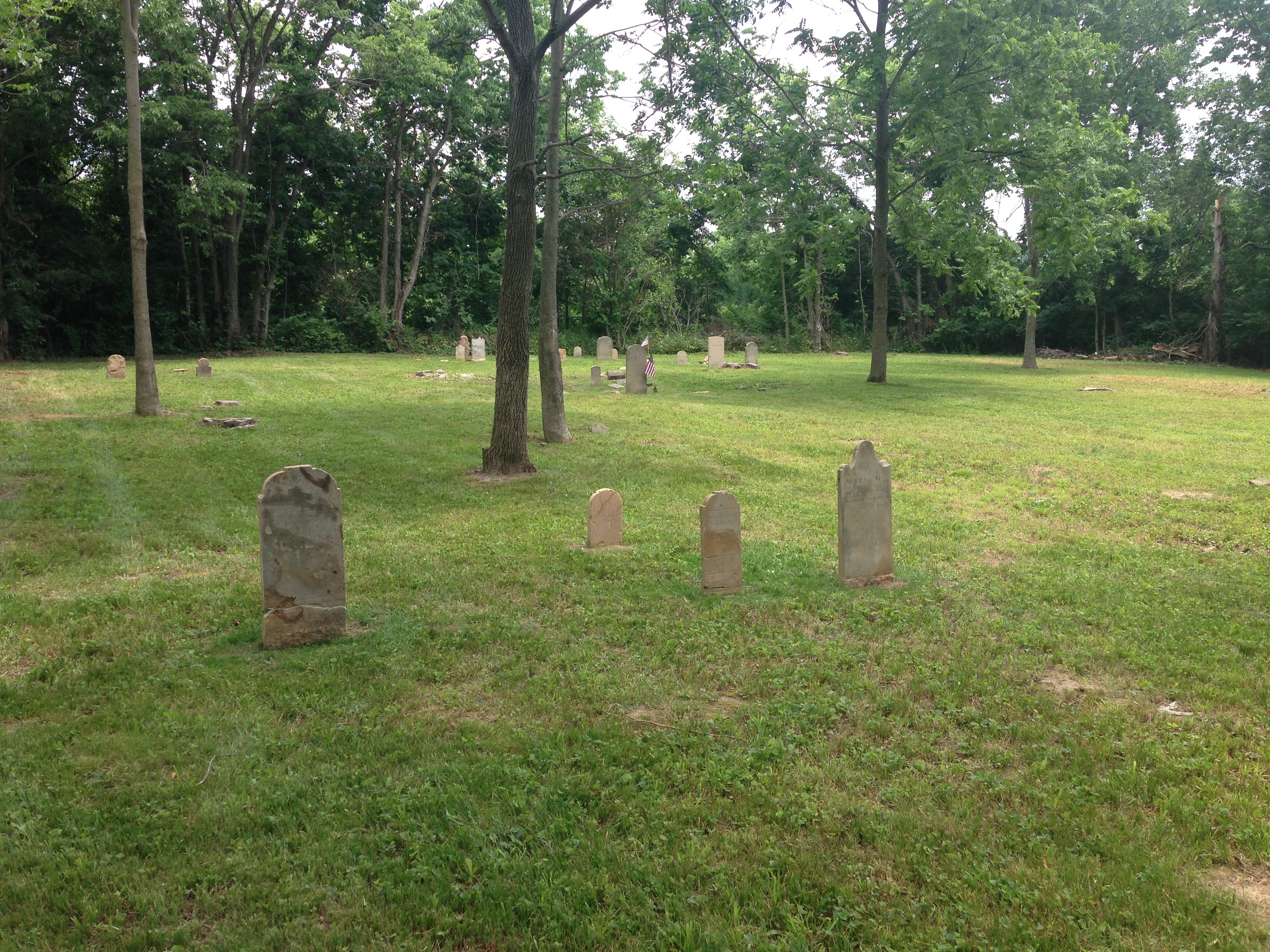 Dean Cemetery in South Salem, Ohio - Find A Grave Cemetery