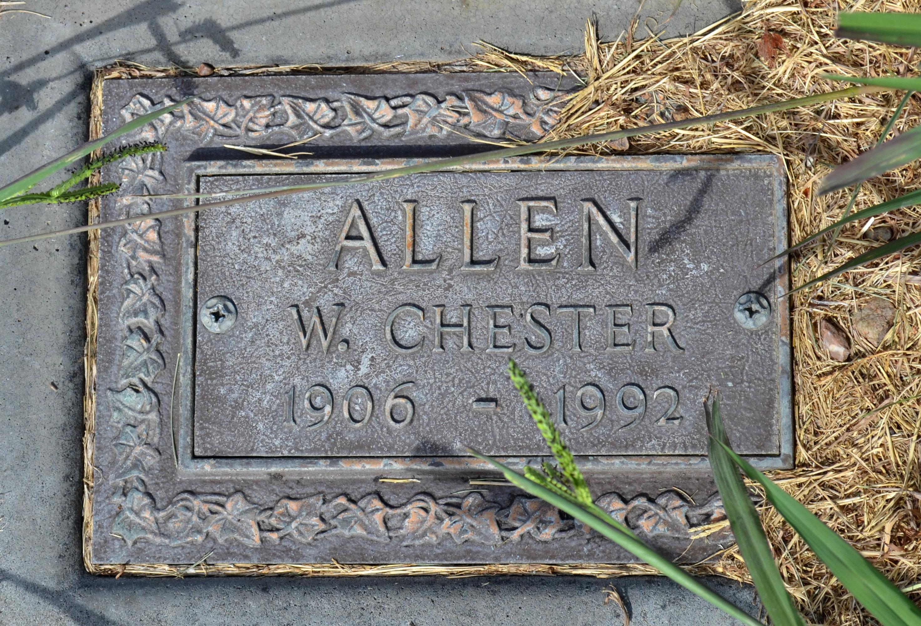 W. Chester Allen