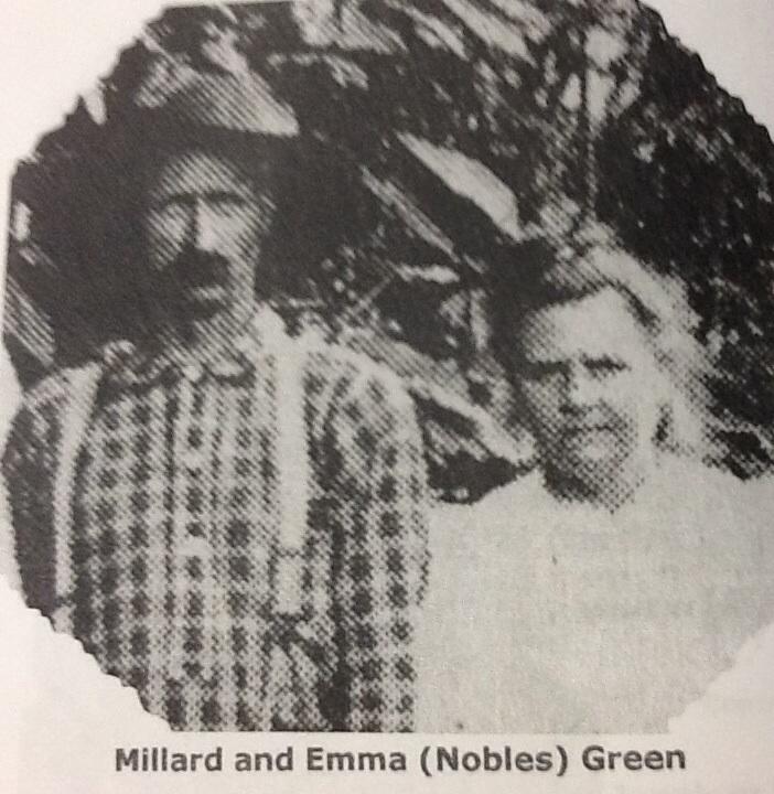 Millard Green