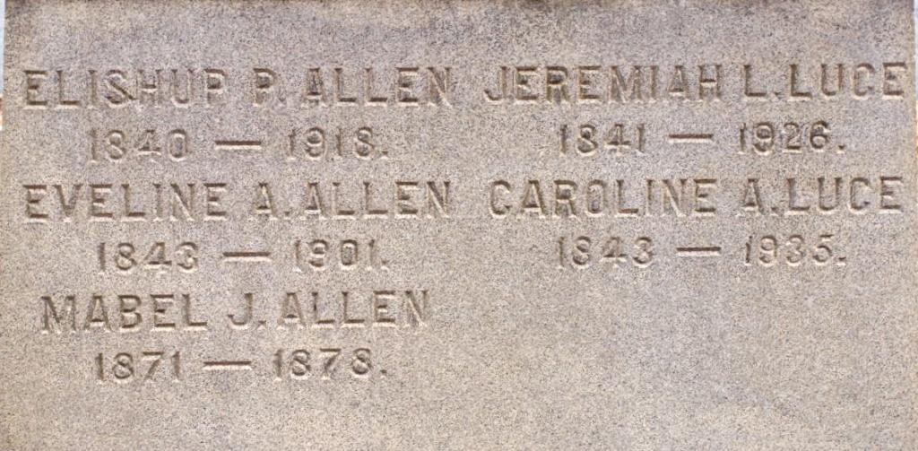 Elishup P Allen