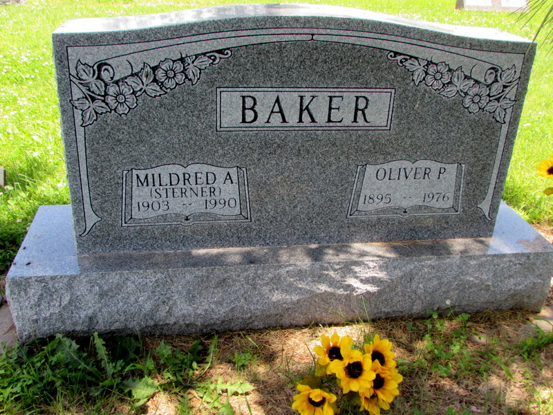 Mildred Alpha <i>Sterner</i> Baker