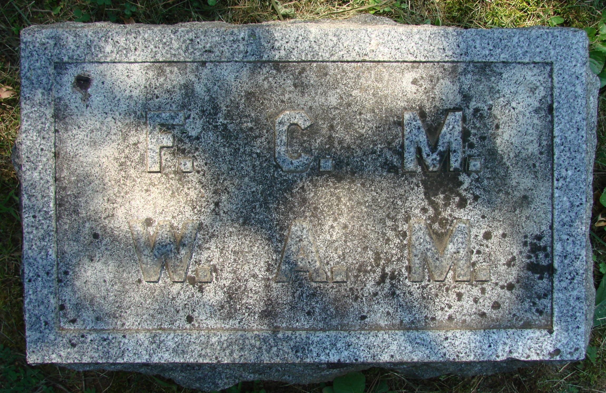 William Adams Mahood