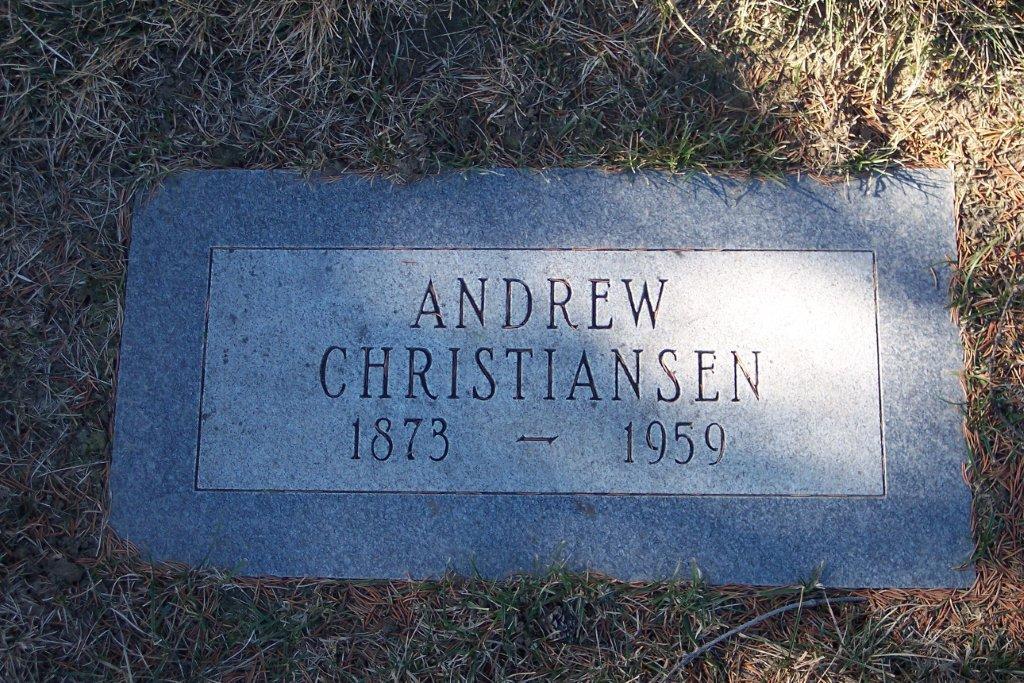 Andrew C.P. Christiansen