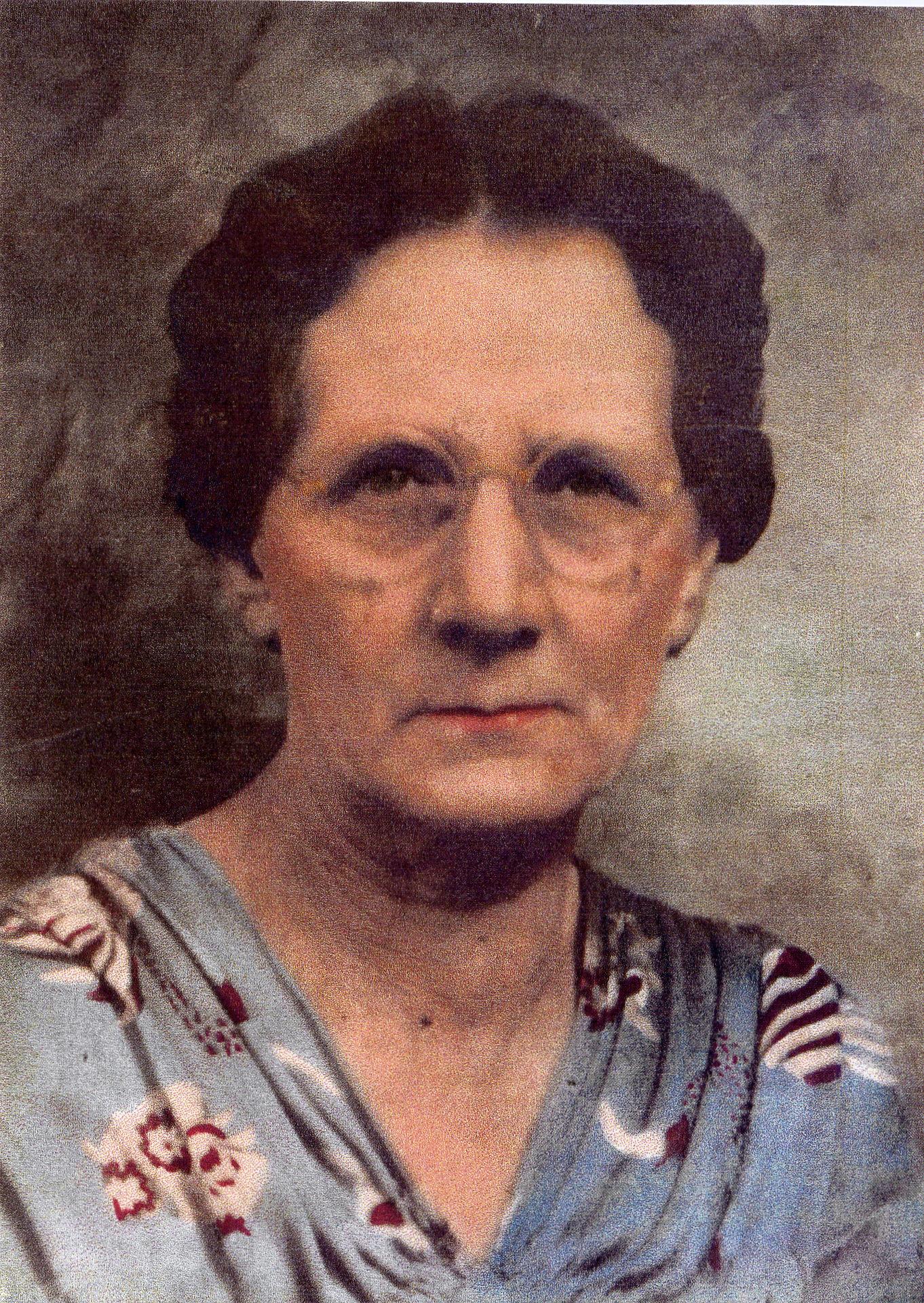 Mary Elizabeth <i>Markle</i> Ballard