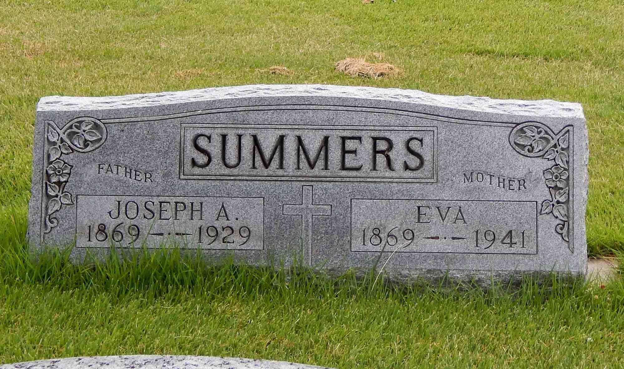 Joseph A Summers