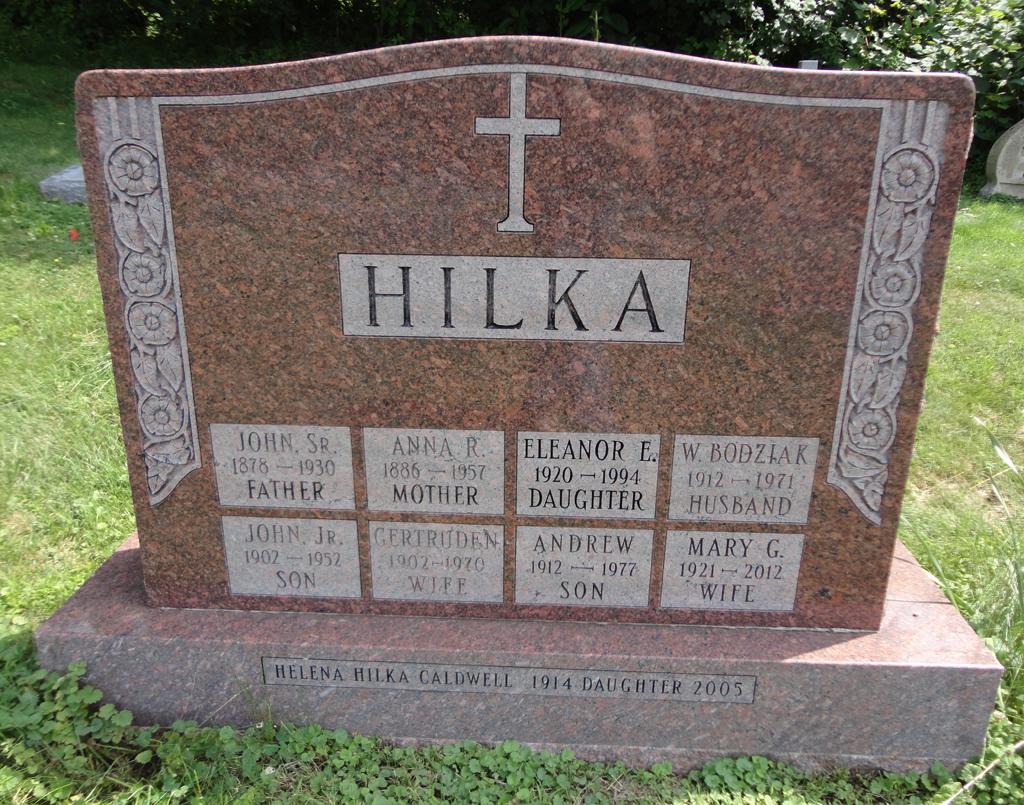 Helena <i>Hilka</i> Caldwell
