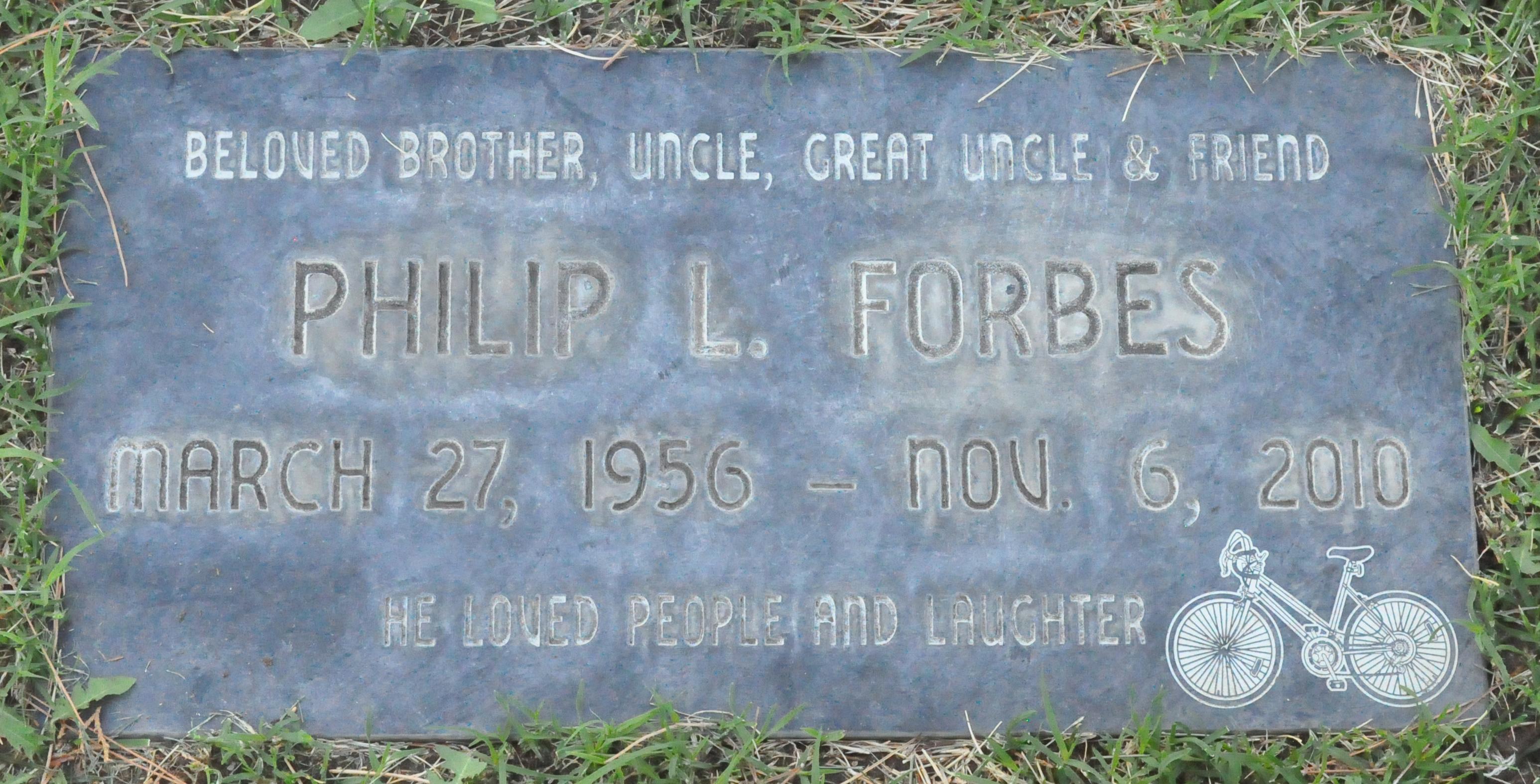Phillip Lester Forbes