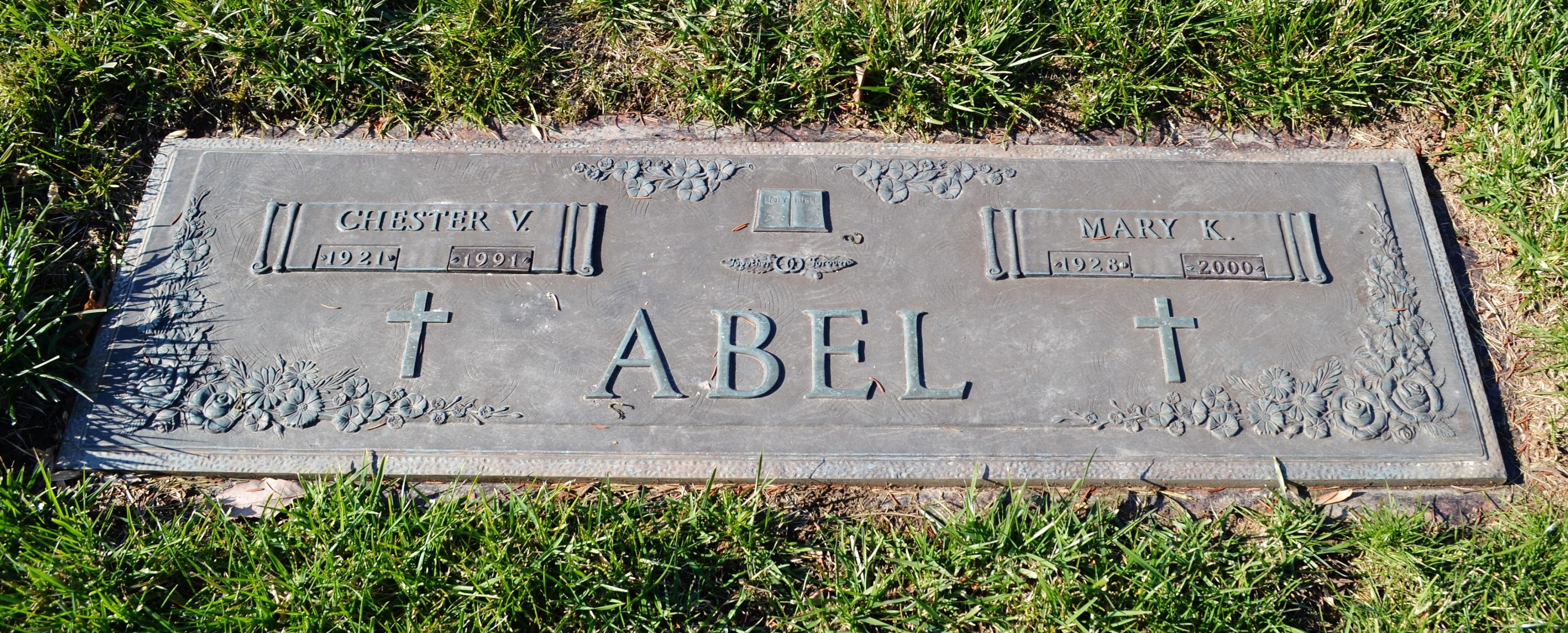 Mary Kay <i>Leakey</i> Abel