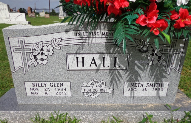 Billy Glen Hall