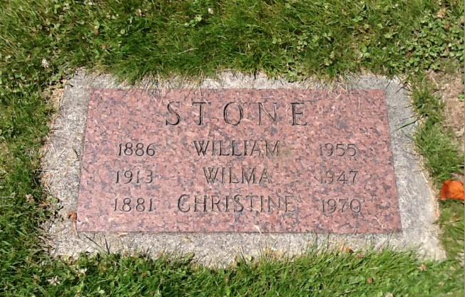 Wilma Irene Stone