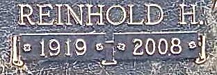 Reinhold H Middlestead
