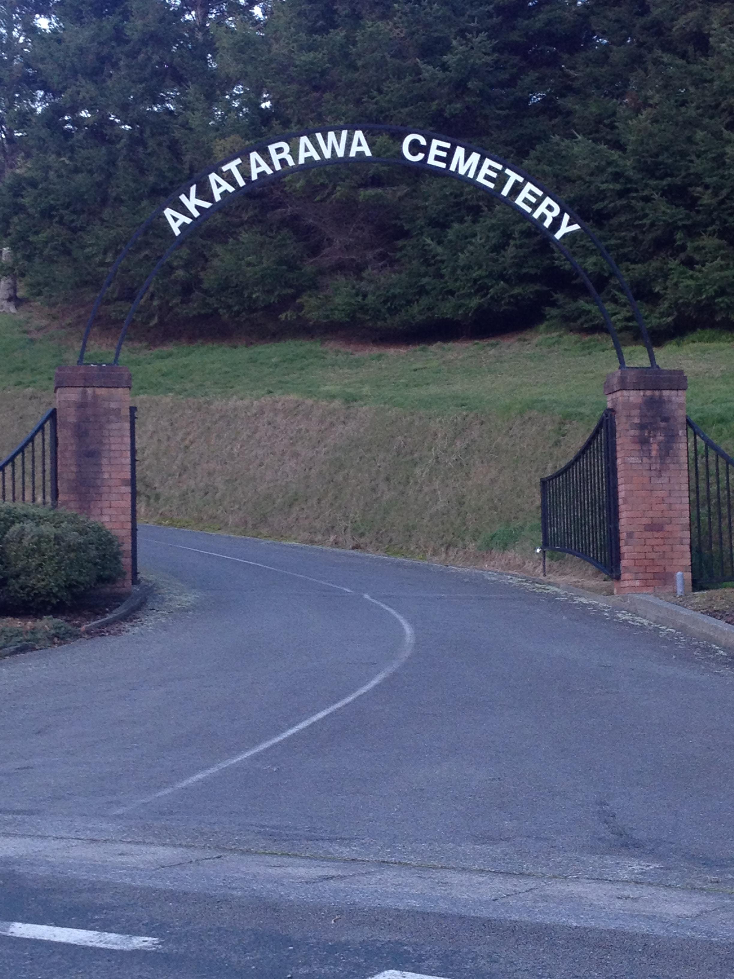 Akatarawa Cemetery