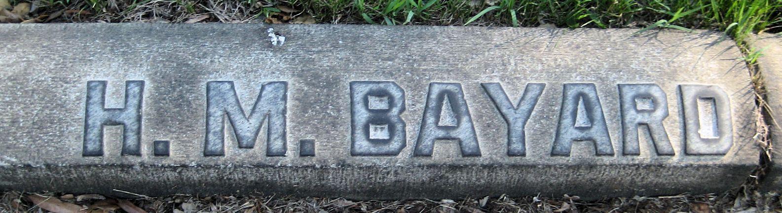 Joseph S Bayard