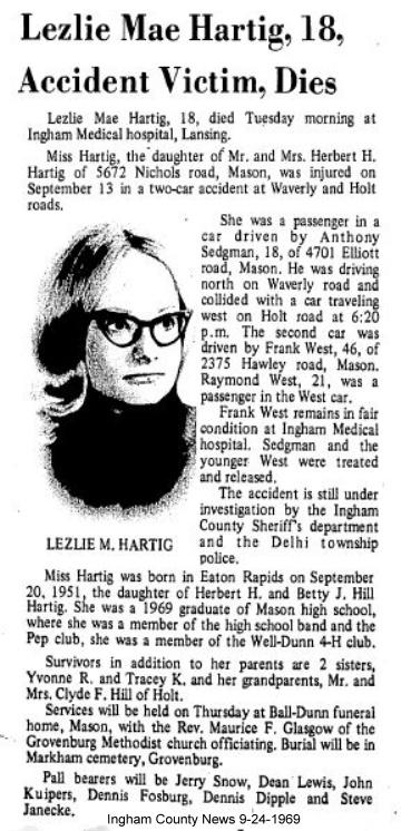 Lezlie Mae Hartig