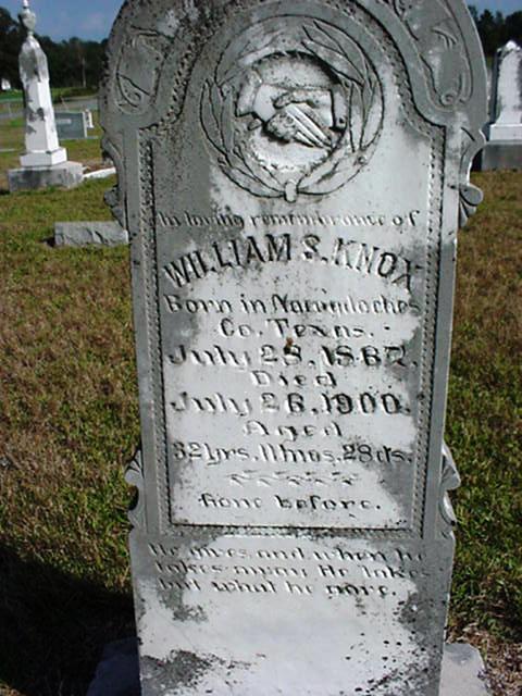 William S Knox