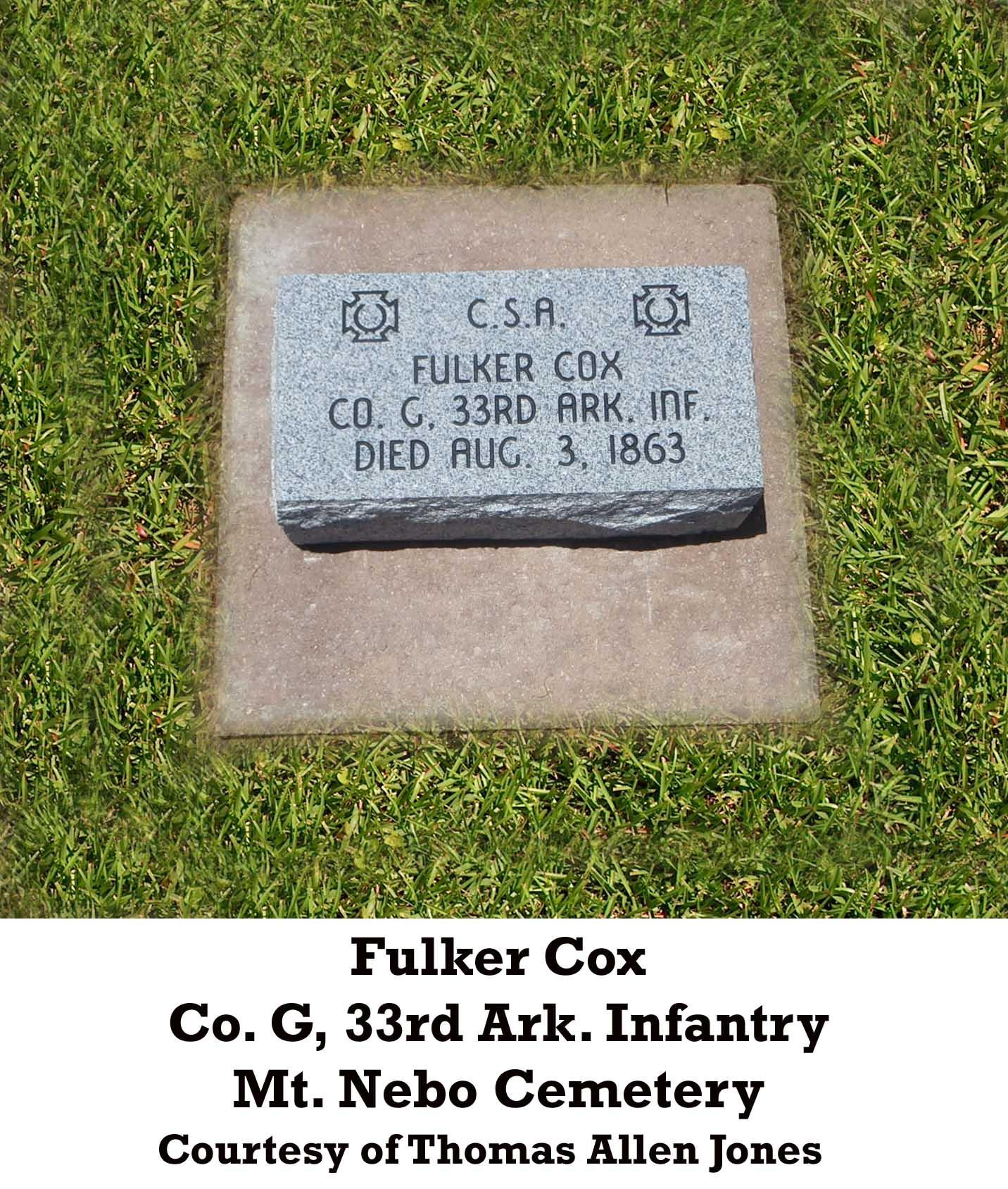 Fulker Cox