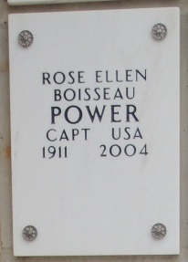 Rose Ellen <i>Power</i> Boisseau