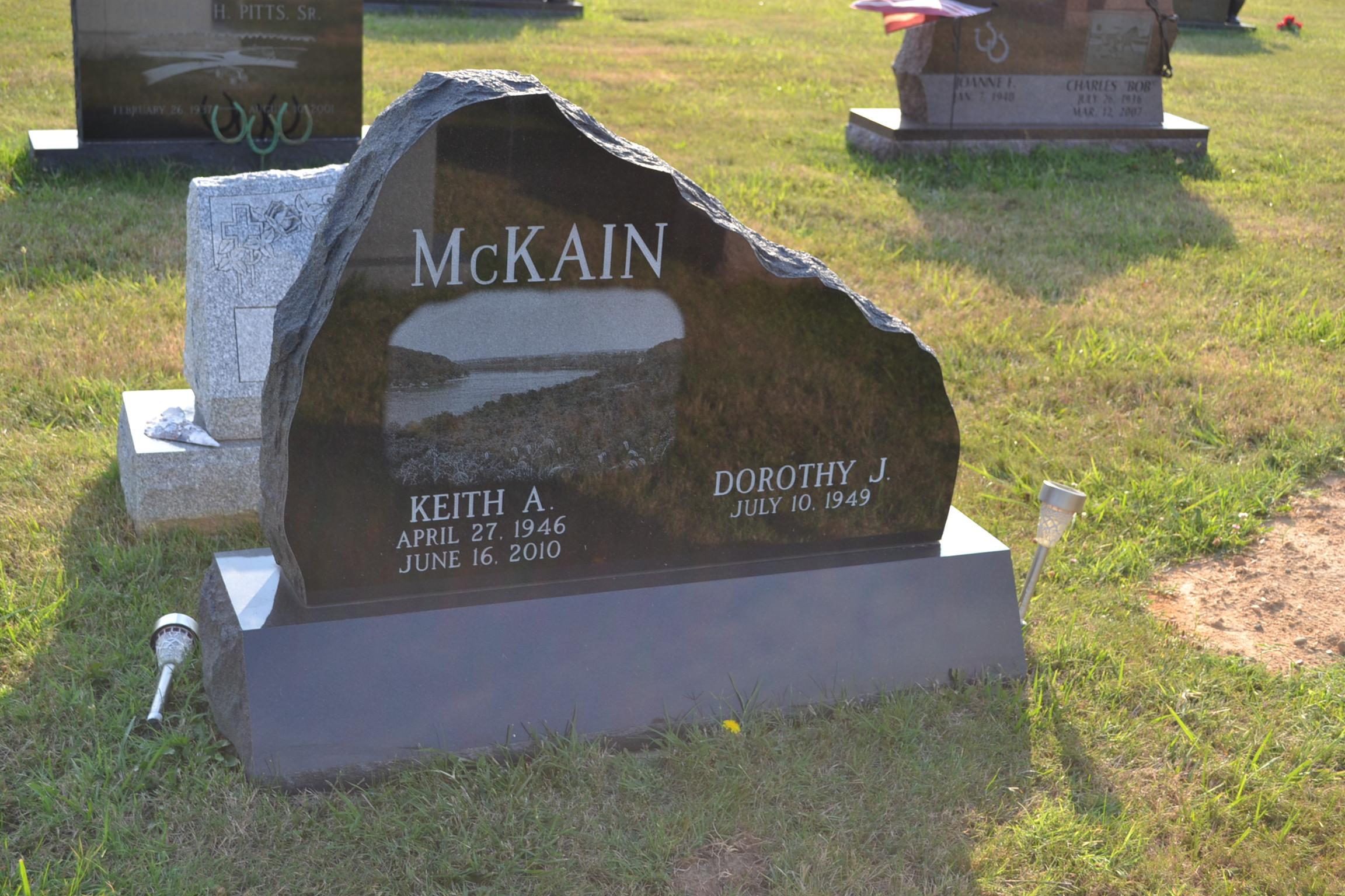 Keith Adair McKain