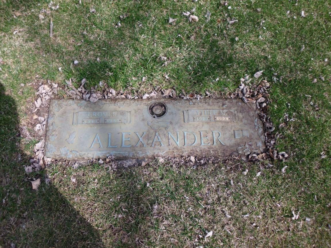 Ethel M. Alexander