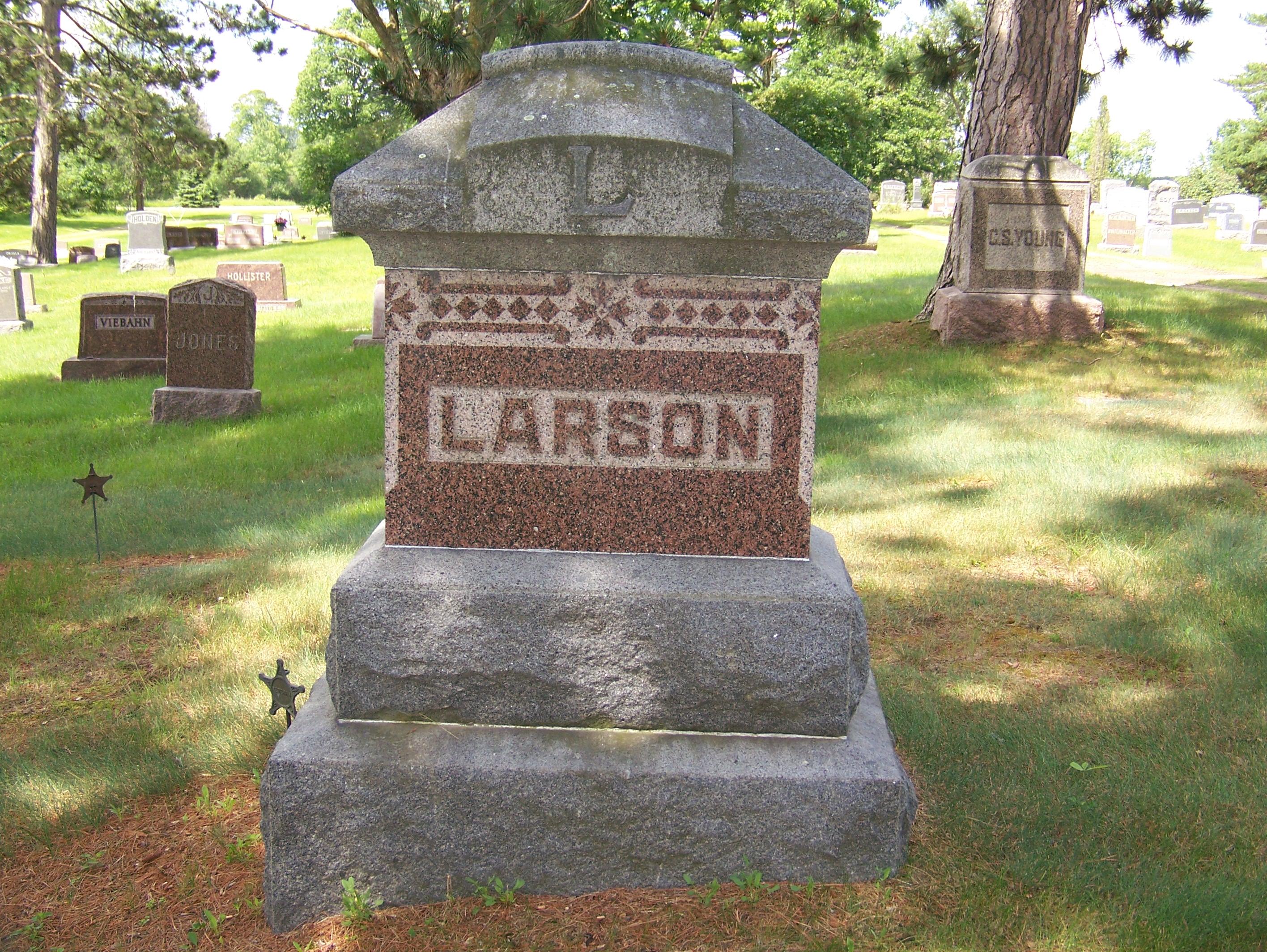 Enoch Larson