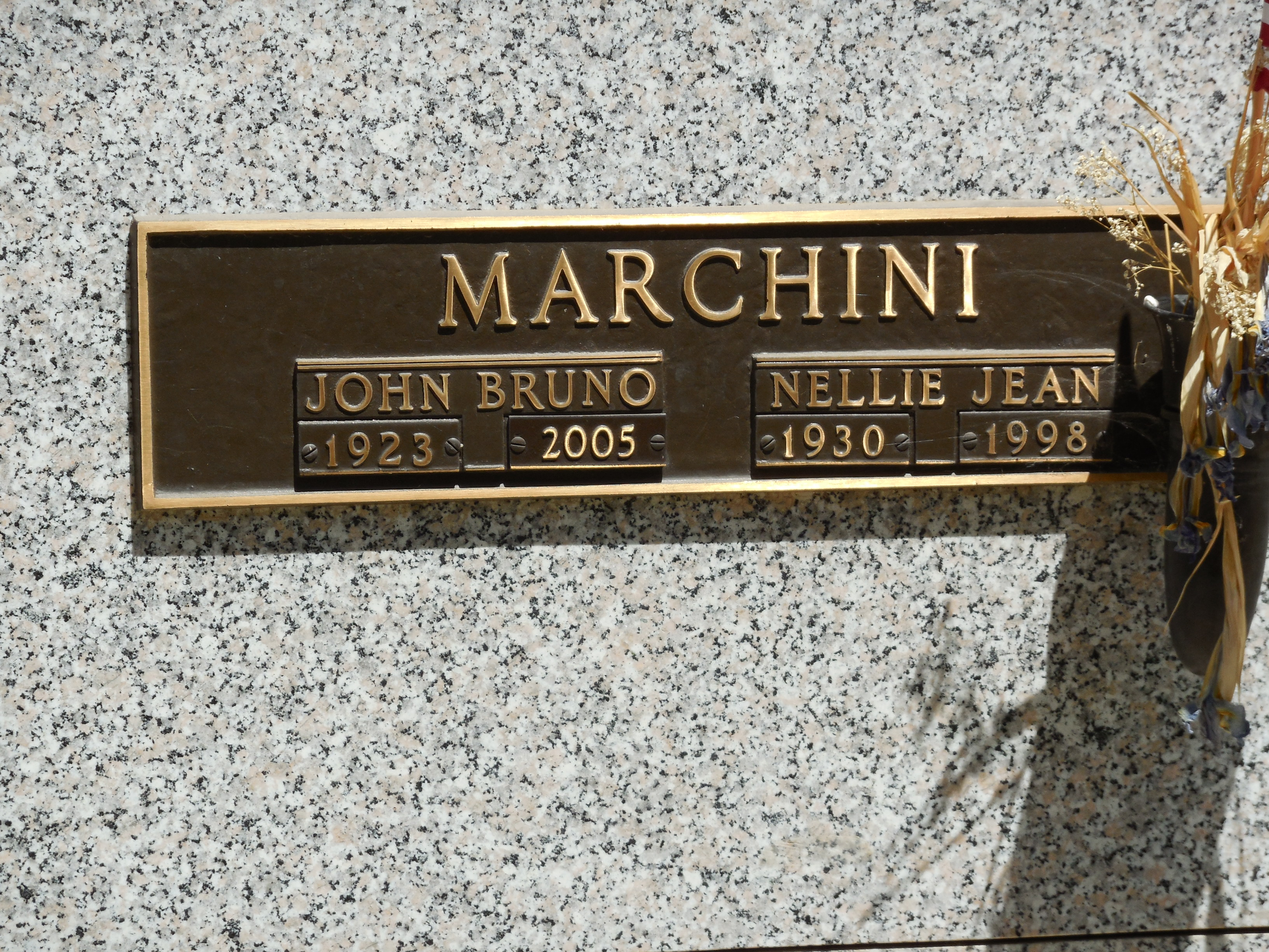 John Bruno Marchini (1923-2005) - Find A Grave Memorial