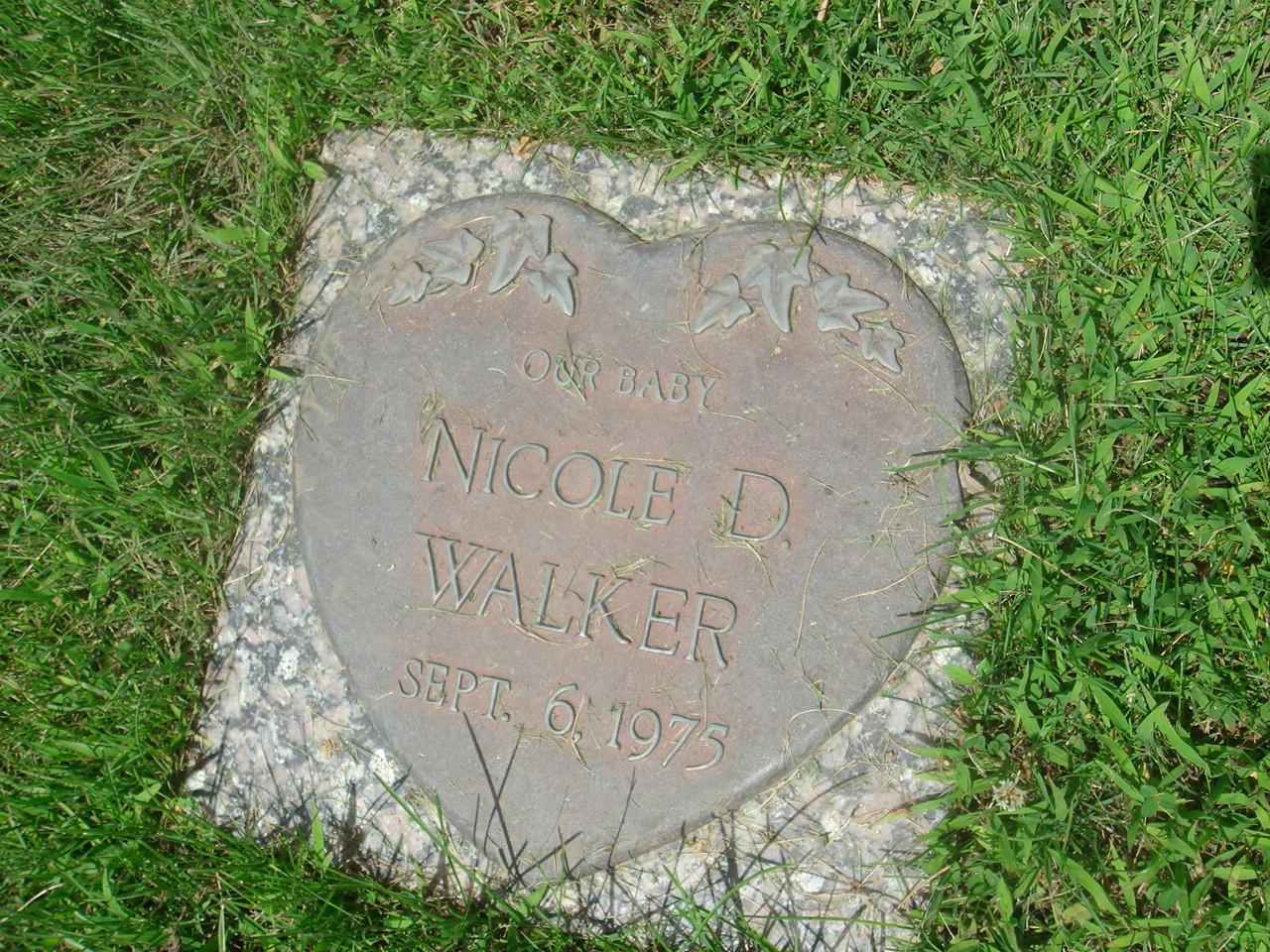 Nicole D Walker