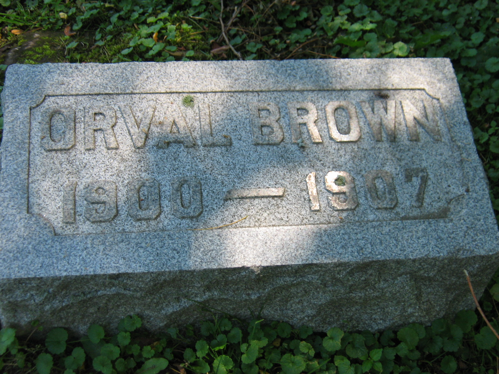 Orval Brown