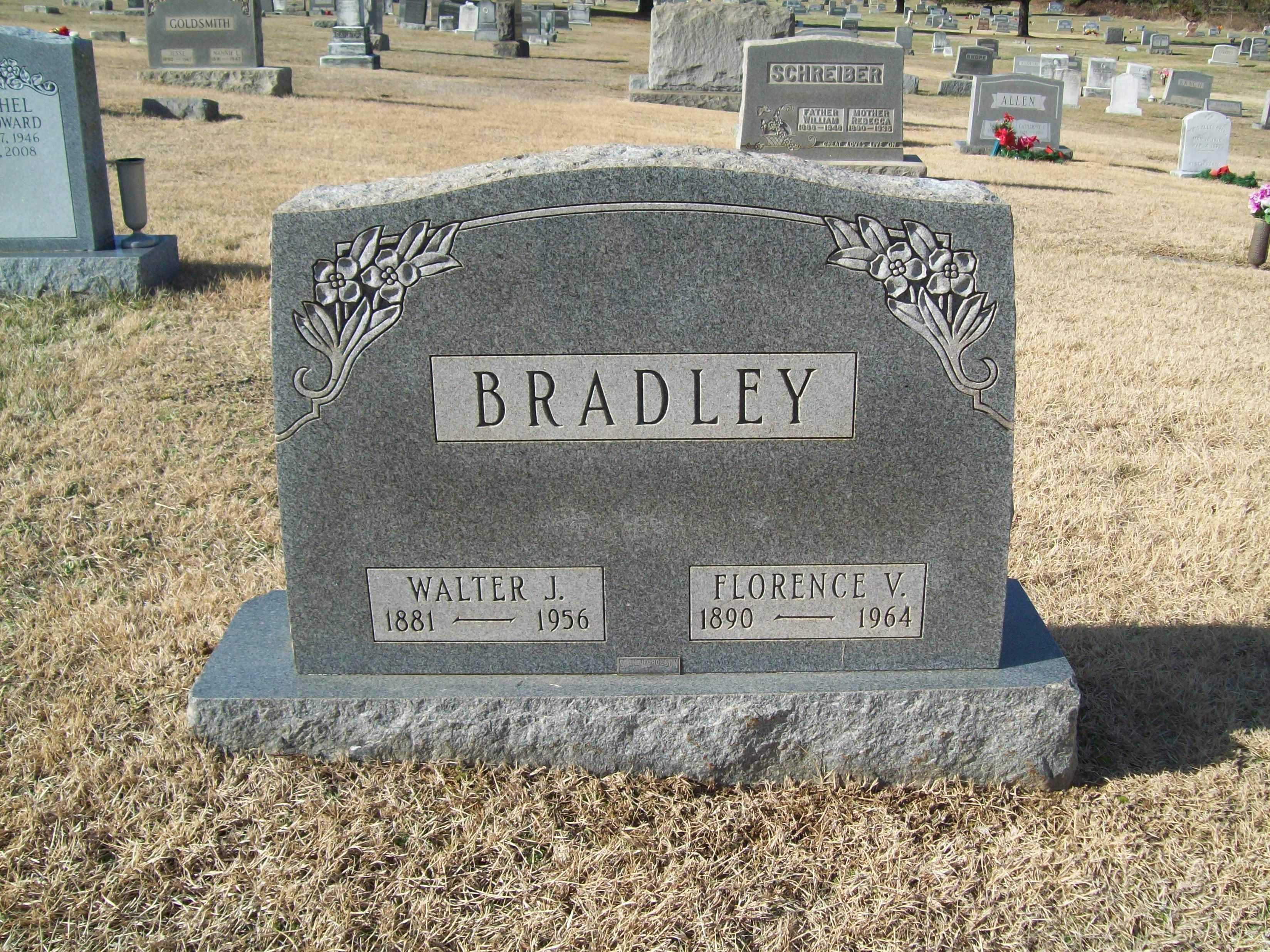 Florence V. Bradley