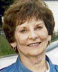 Patricia Ann <i>Secord</i> Carter