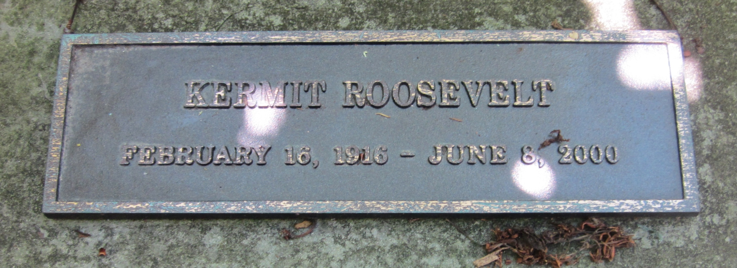 Kermit Kim Roosevelt, Jr