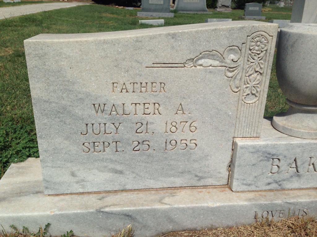 Walter Allen Baker
