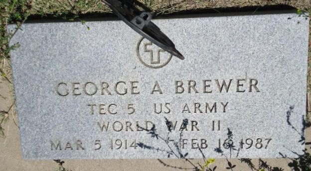 George Brewer