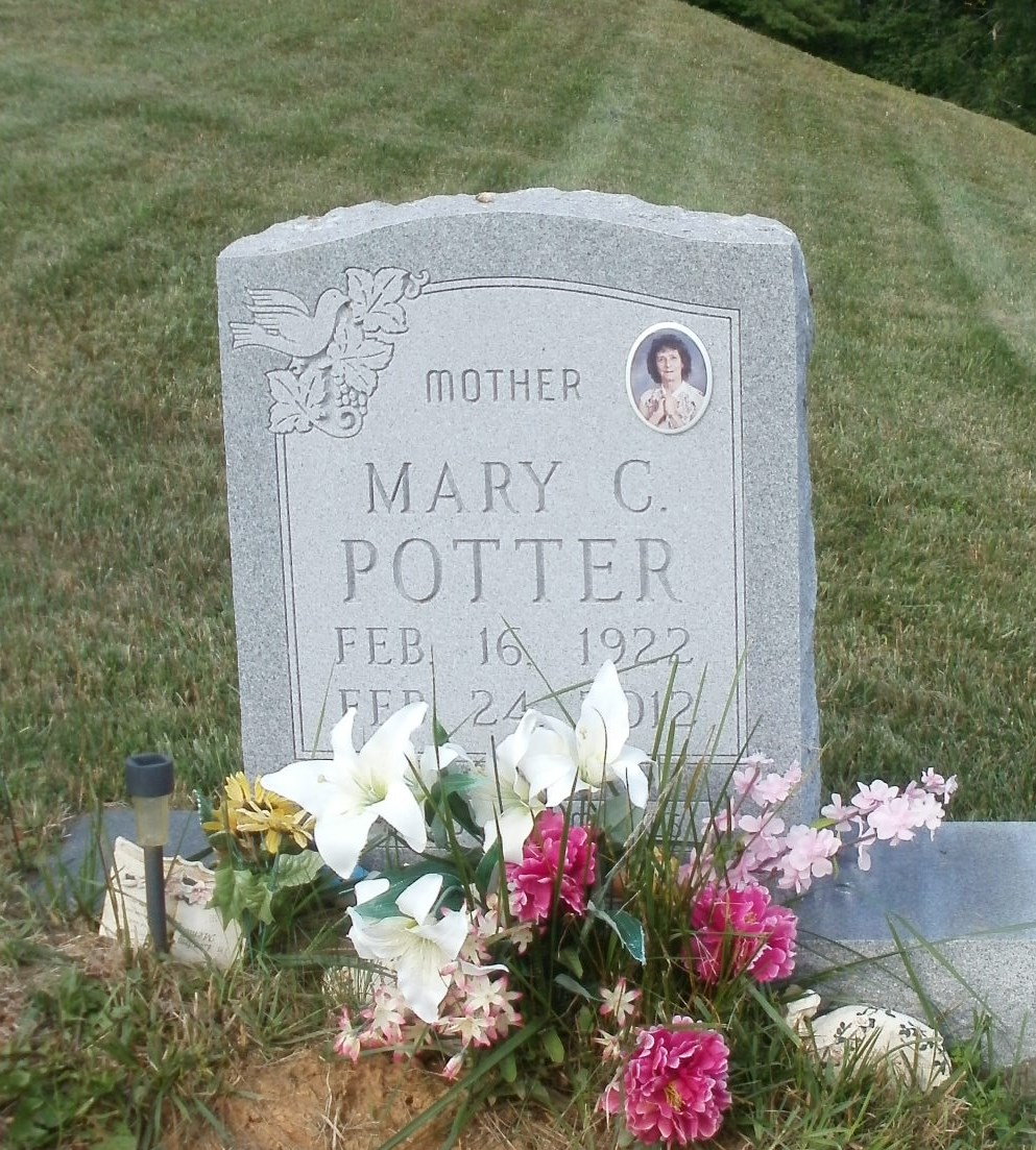 Mary Alice <i>Colvard</i> Potter