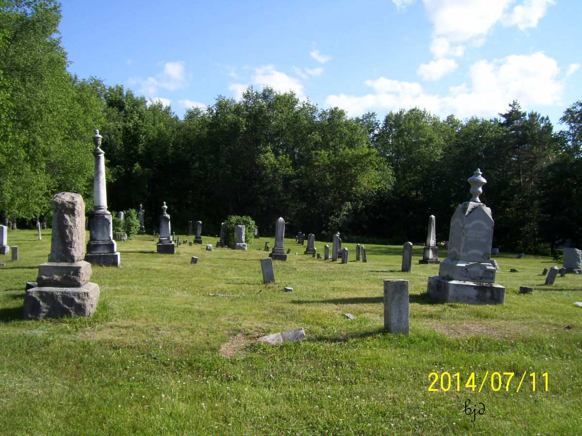 Bellmont Center Cemetery