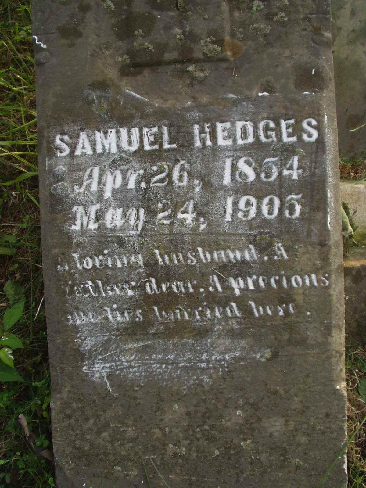 Samuel Hedges