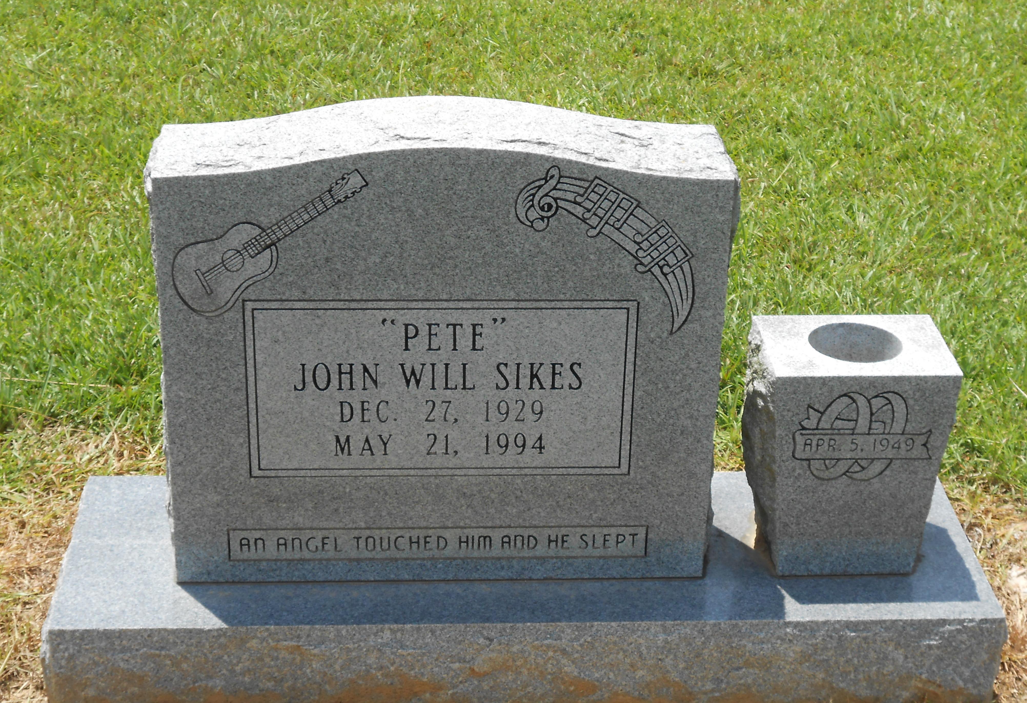John Will Sikes