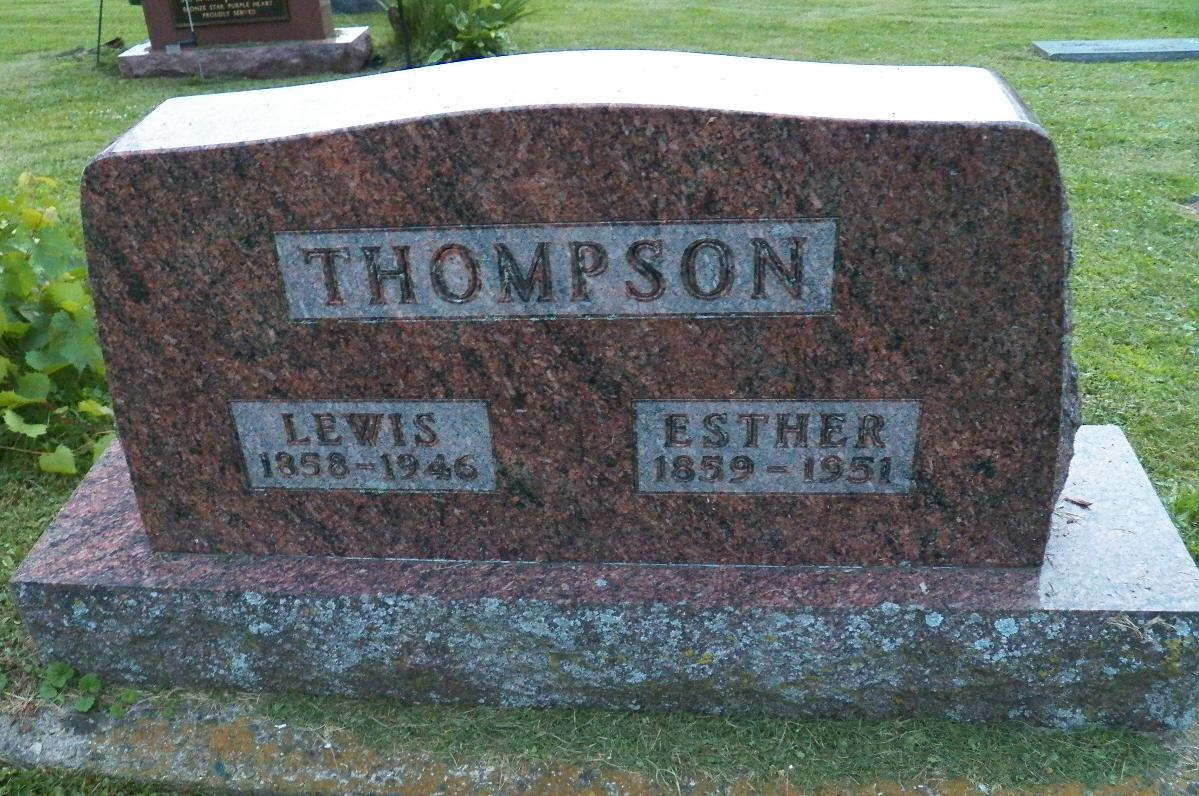 Esther Thompson