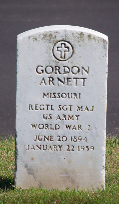 Gordon Arnett