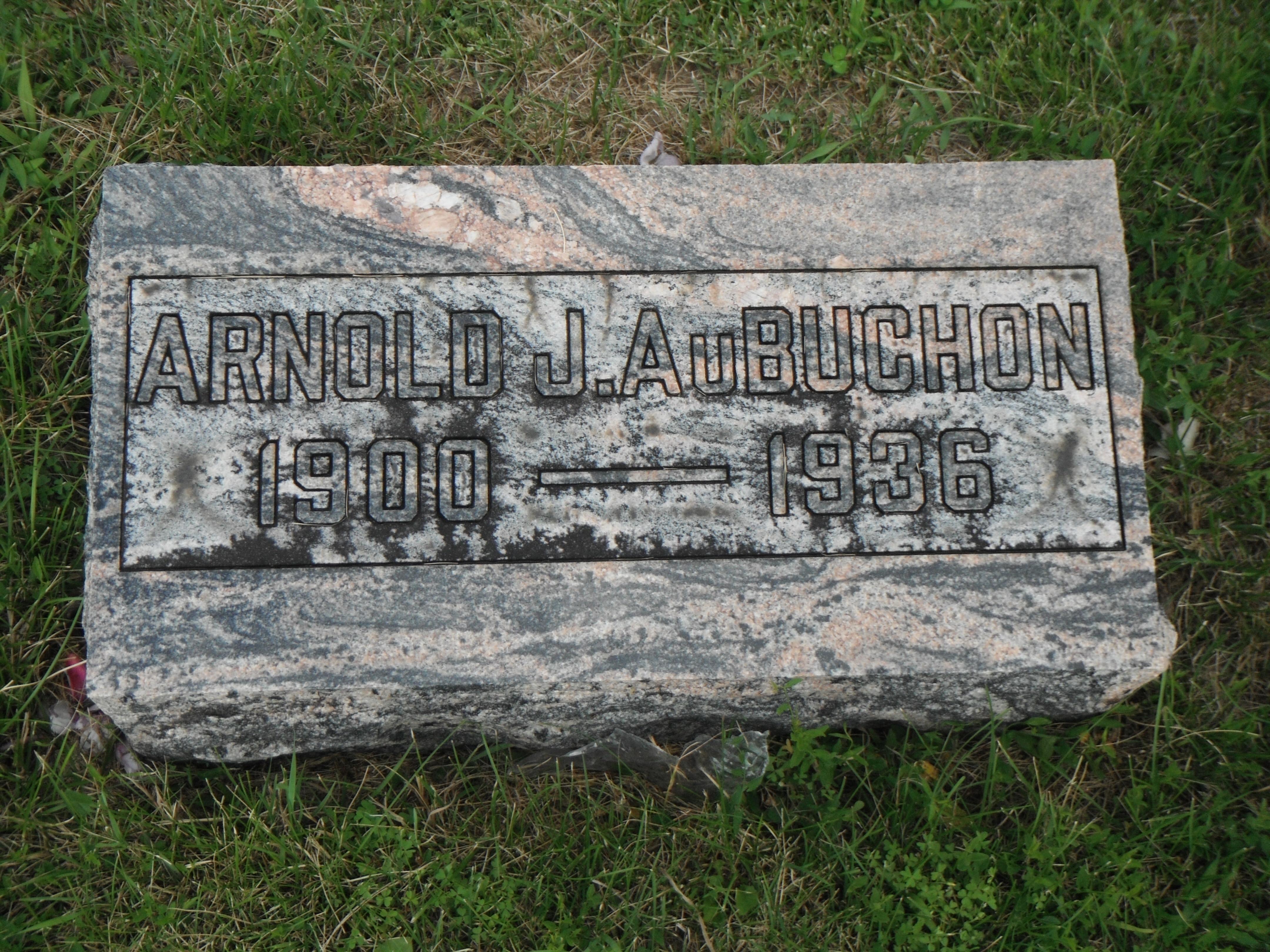 Arnold J. AuBuchon