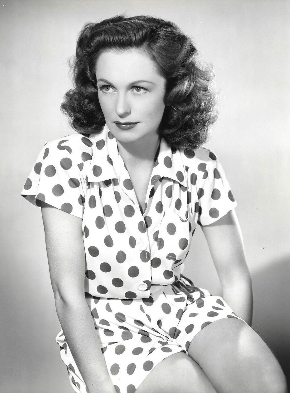 Is a cute Geraldine Fitzgerald naked photo 2017