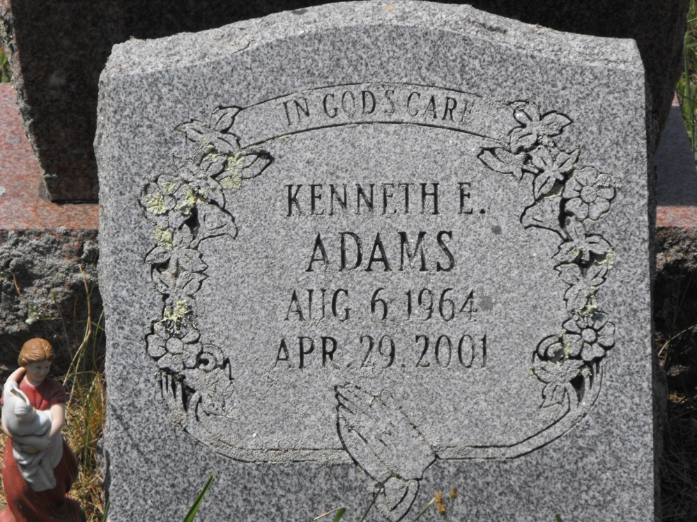 Kenneth A Adams