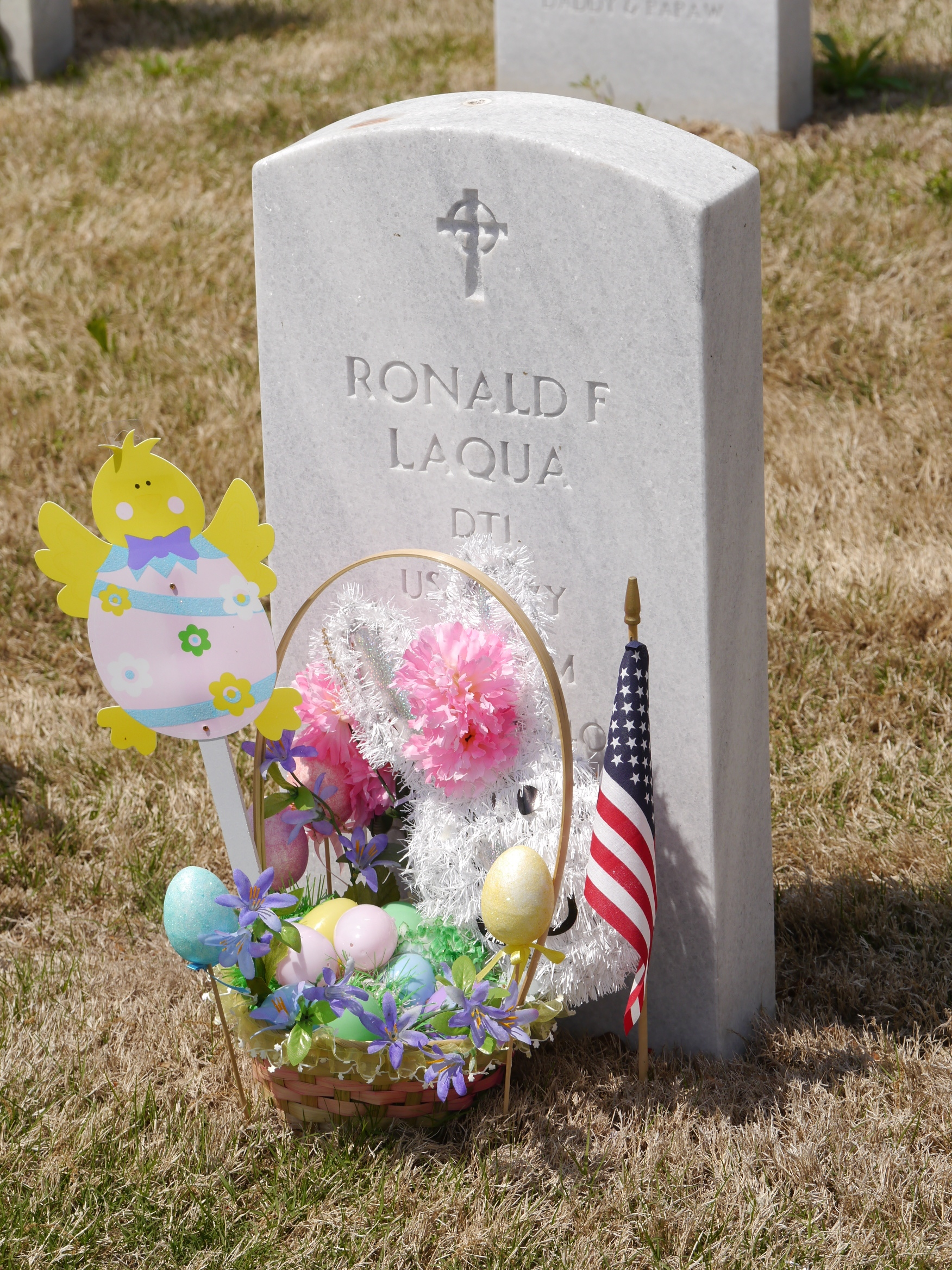 """Ronald Francis """"Ron"""" Laqua (1940-2013) - Find A Grave Memorial"""